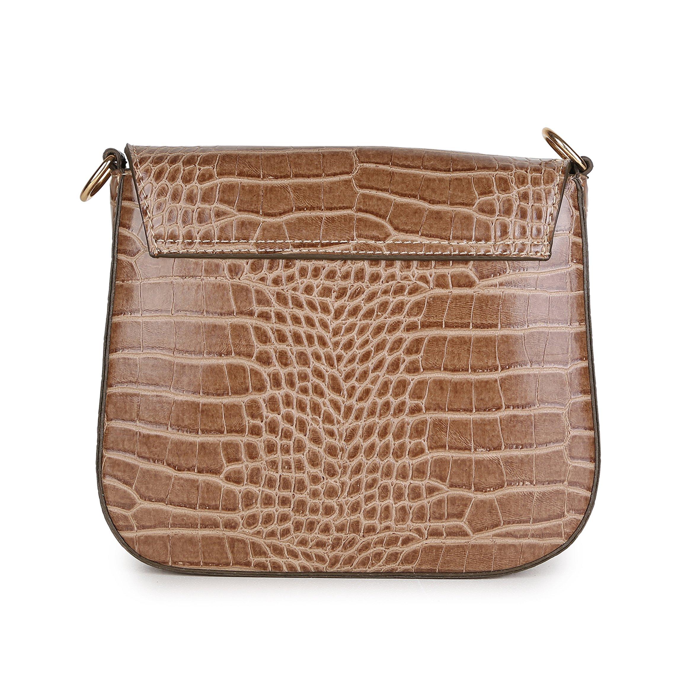 کیف چرم مصنوعی فابیانو 0083 (23*20 cm)